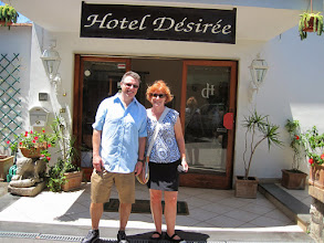 Photo: The hotel we stayed at on our honeymoon