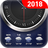 Tải Game Clock & weather forecast