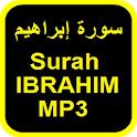 Surah Ibrahim Free MP3 icon