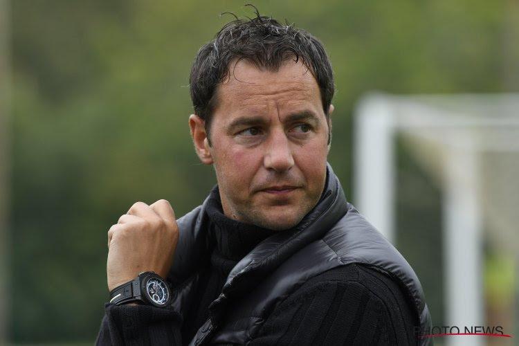Olivier Renard doit faire passer le recrutement de l'Antwerp dans une autre dimension