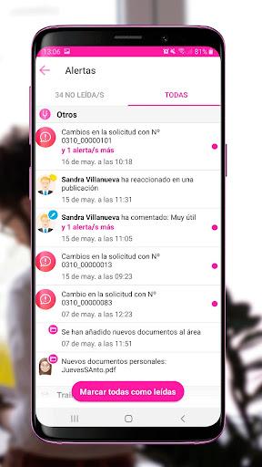 Happÿdonia screenshot 4