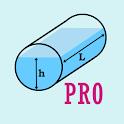 Tank Volume Calculator Pro icon