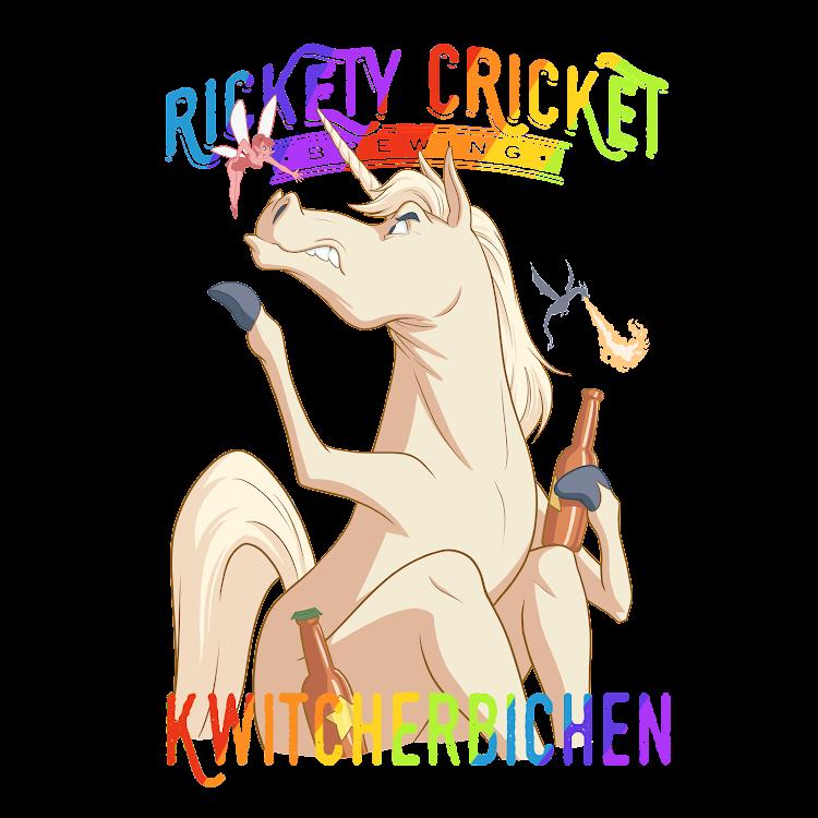 Logo of Rickety Cricket Brewing Kwitcherbichen