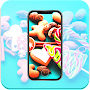 Gingerbread Wallpaper APK icon