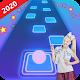 Hop Tiles - jojo games