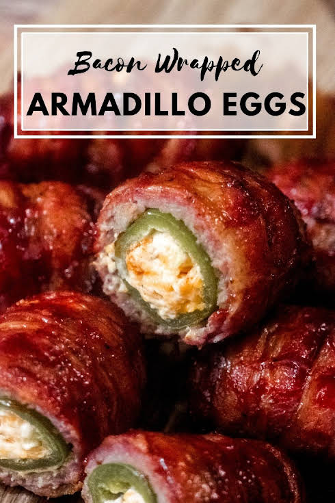 Smoked Armadillo Eggs