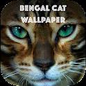Bengal Cat Wallpaper icon