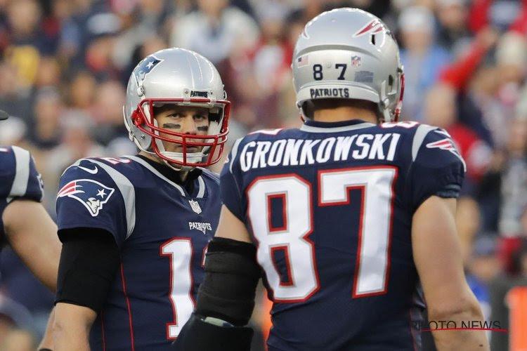Super Bowl: les Patriots et Tom Brady dans la légende