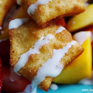 Fried Wonton Desserts Recipes.