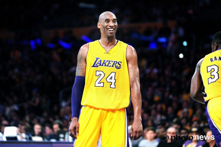 """Mooie geste van NBA2K21: er komt een """"Mamba Forever Edition"""""""
