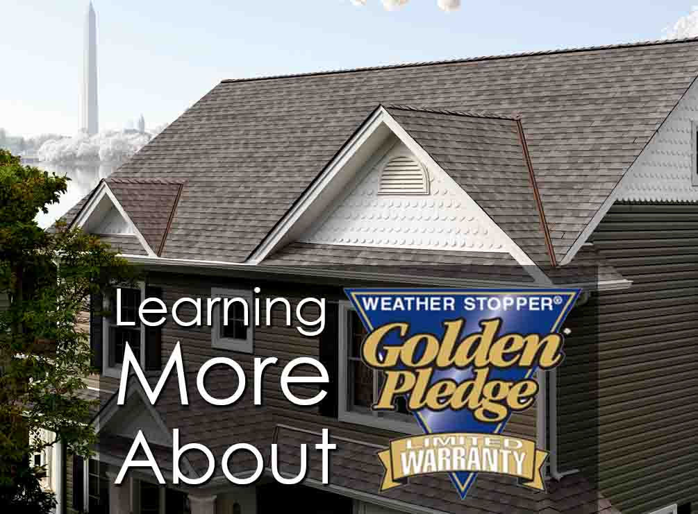 Golden Pledge® Limited Warranty