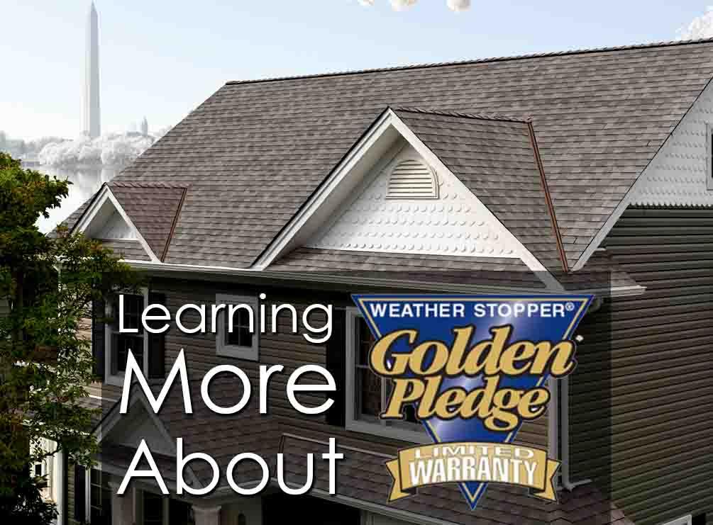 Golden Pledge® Limited Warranty