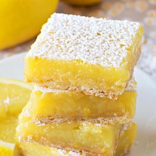 Classic Lemon Bars