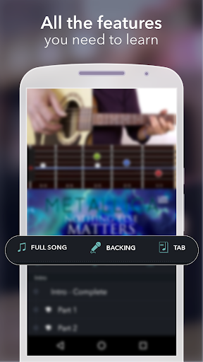 Coach Guitar: How to Play Easy Songs, Tabs, Chords 1.0.75 screenshots 6