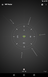 Wifi Radar- screenshot thumbnail
