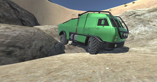 Off-Road Desert Edition 4x4 - screenshot