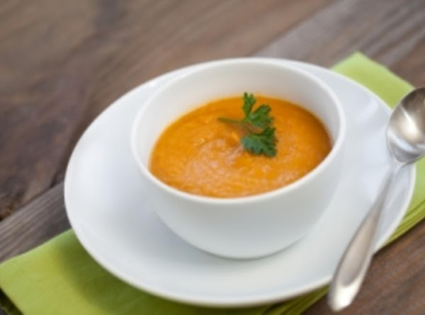 Cancer-fighting Spicy Pumpkin Soup Recipe