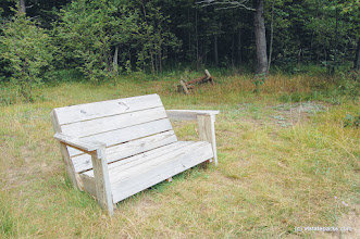 Photo: This looks like a good resting place at Knigh Island State Park