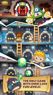 MonsterBusters: Match 3 Puzzle 3