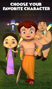 Chhota Bheem Cricket World Cup Challenge MOD (Unlimited Money) 2