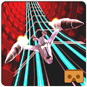 3D Jet Fly High : VR Game