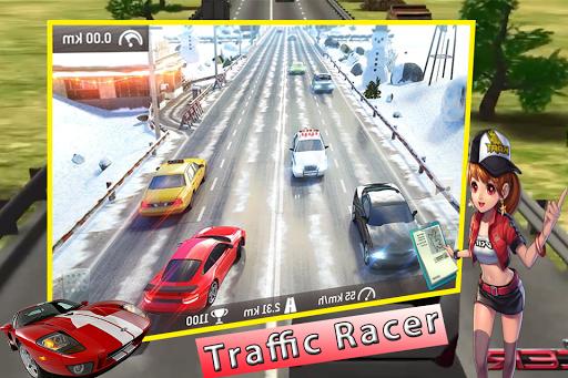 交通ラッシュレーサー3D