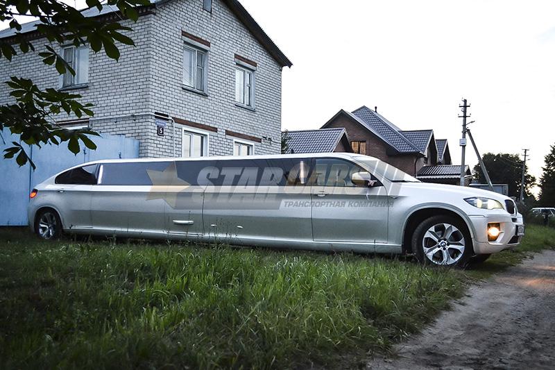 BMW X6 (15 мест) в Новосибирске