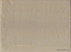 Photo: Agra 15 - Plain Cane   100% Silk Taffeta Plain
