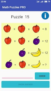 Different Math Puzzles 2018 - Puzzles for Geniuses 이미지[2]