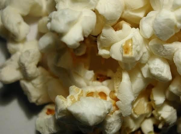 Bonnie's Nutty Popcorn Cake