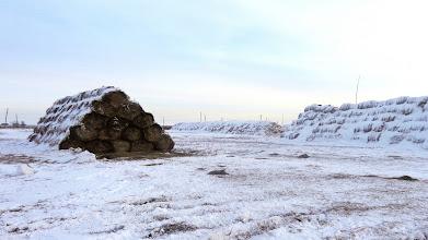 Photo: Сеносклад, январь 2014 года