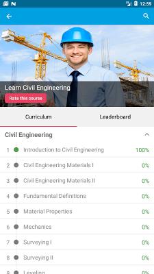 Learn Civil Engineering - screenshot