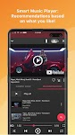 screenshot of Free music player: Stream
