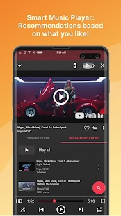 Free music player: Stream Screenshot