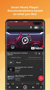 App Free music player for YouTube: Stream APK for Windows Phone