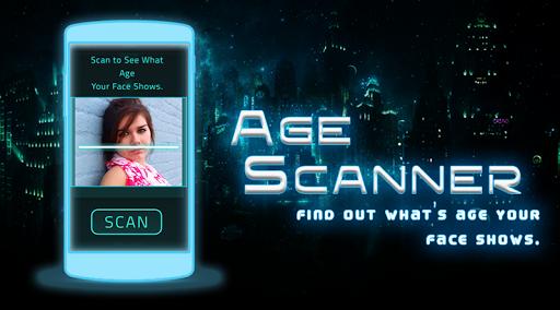 Age Scanner Camera Prank