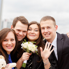 Wedding photographer Vyacheslav Basalay (basalai). Photo of 21.02.2016