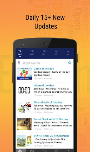 #1 Vocab App: Editorial, Quiz, Grammar, Dictionary 5.1 gameplay | AndroidFC 2