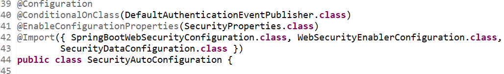 ConditionalOnClass Spring Boot Annotation