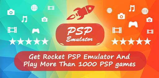 Rocket PSP Emulator for PSP Games - Apps on Google Play