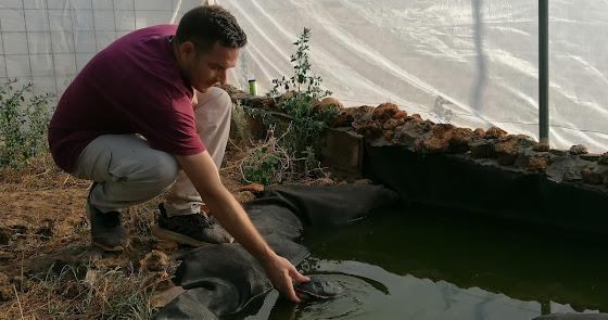 Un proyecto para dar una segunda oportunidad a los animales en Almócita