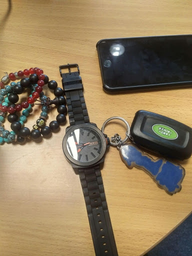Shaffie Weru's Friday essentials