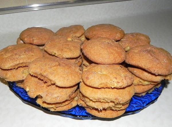 Apple Cinnamon Snickerdoodles Recipe