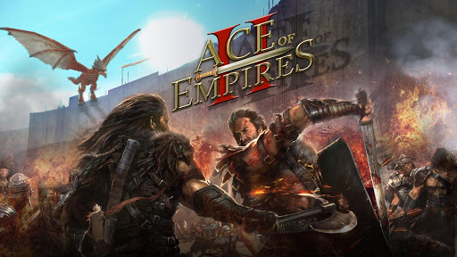 Clash of Epic War: Empire Origins  captures d'écran 1