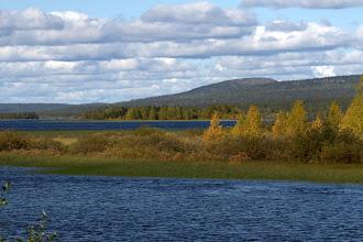 Photo: Kuolajärven selkää