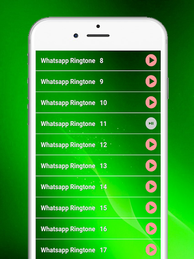 Ringtones For Whatsapp 1.0 screenshots 4