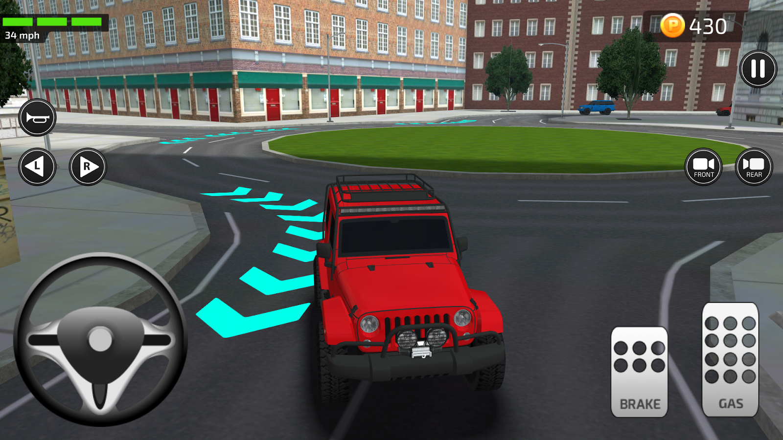 Parking Frenzy 2.0 3D Game- screenshot