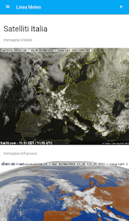 Linea Meteo Live 2.0.16- screenshot thumbnail