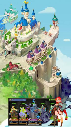 Sky Kingdoms: Dragon War 1.1.0 gameplay   by HackJr.Pw 14