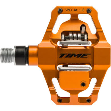 """Time SPECIALE 8 Pedals - Dual Sided Clipless with Platform, 9/16"""""""